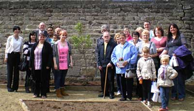 Tree Planting at St Ives